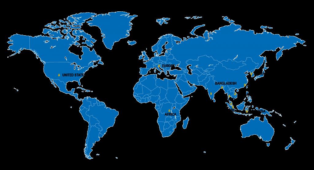 Charleston Group Global Network